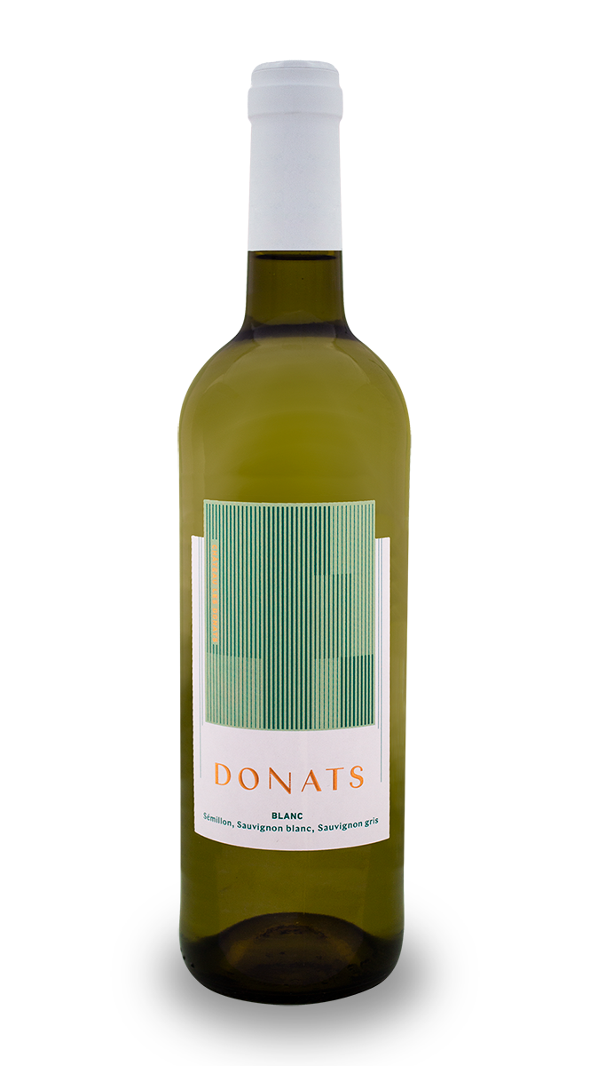 Donats – Blanc